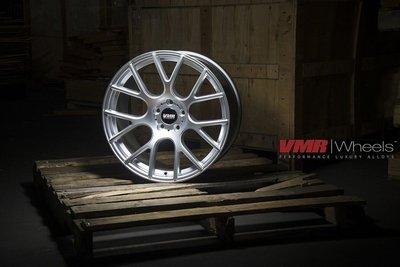 【汽車零件王】VMR V810 18x8.5/9.5 5x120 鋁圈 BMW 118i 125i 128i 135i