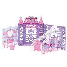 LICCA 莉卡娃娃配件 公主城堡房間 11069 (TAKARA TOMY)