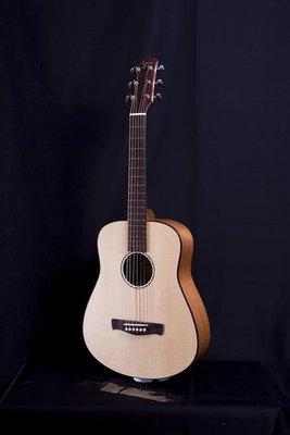【名人樂器】Ayers 全單板 34吋 T-04 旅行吉他