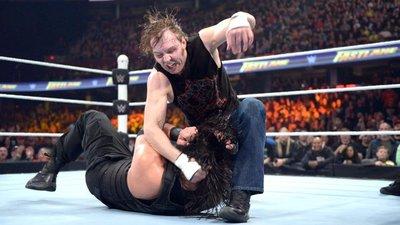 [美國瘋潮]正版 WWE Dean Ambrose Lunatic Runs Asylum Tee喪心病狂DA經典款衣服