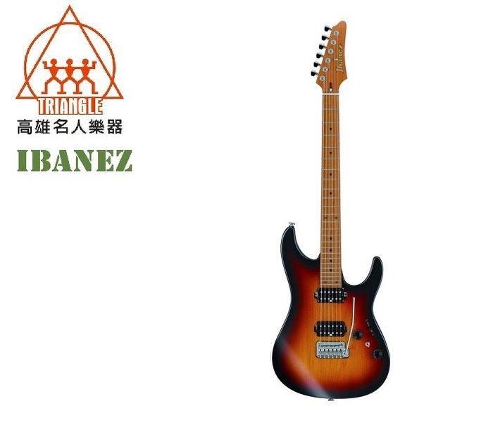 【名人樂器】日本廠 Ibanez AZ2402-TFF 消光夕陽漸層 電吉他 AZ系列