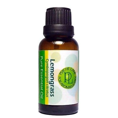 PL 檸檬香茅純精油 30ml。Lemongrass