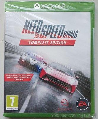 優品電玩  XBOX 遊戲 ONE Need 極品飛車18宿敵 Speed for 歐版英文 Rivals