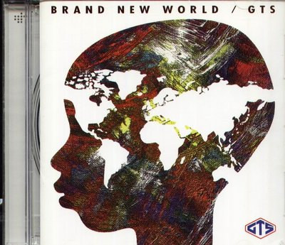 K - GTS - BRAND NEW WORLD - 日版 CAROLE SYLVAN