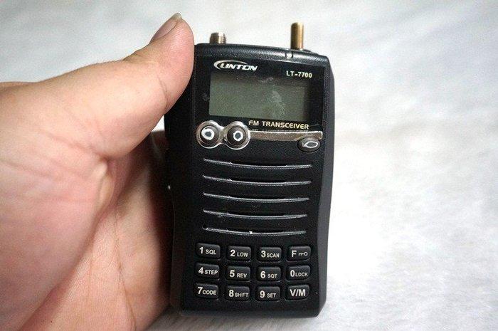 ☆手機寶藏點☆ SMP LINTON 單頻對講機《附電池盒+天線+》功能正常 歡迎貨到付款 PP304