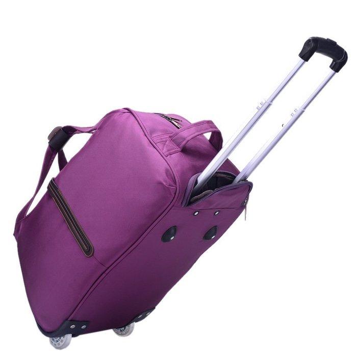 旅行包 防水拉桿包 20吋/22吋 行李包 旅游包 拉鏈款