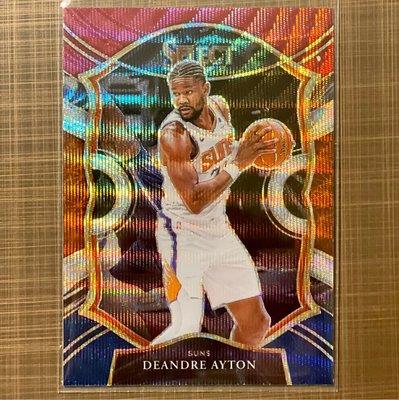 2020-21 Panini Select Basketball Deandre Ayton Tri-Color Prizm  Phoenix Suns