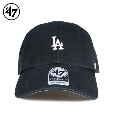 [SREY帽屋]預購*47 Brand CLEAN UP MLB 洛杉磯道奇 LA 深藍小LOGO 美國限定 棒球帽老帽