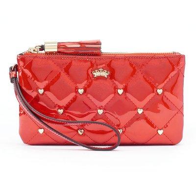 Juicy Couture 虹彩的 手掛長夾 包