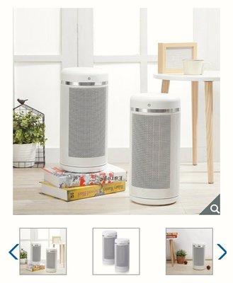 【多娜代購】(2入)艾美特陶瓷電暖器2入組 (HP12101M) 白色/智能人體感知功能,三大安全防護/好市多代購/不提供離島配送服務