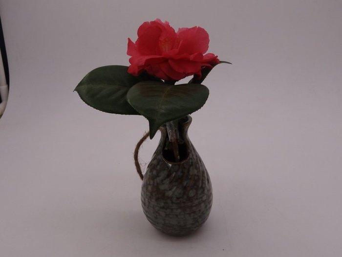 AB-004簡約現代台面創意陶瓷流釉花瓶插花家居陶瓷工藝品擺件