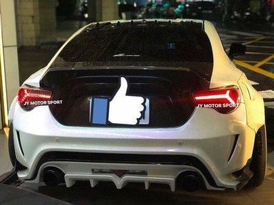 ╣小傑車燈╠ 全新GT 86 FT 86 BRZ SUBARU LED尾燈 流光跑馬 日規 大牛尾燈 BUDDYCLUB
