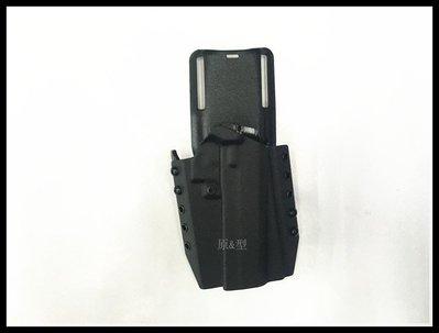 【原型軍品】全新 II EMG STI 戰鬥大師 2011硬殼 Kydex 槍套 john wick 3 捍衛任務