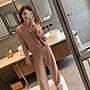 韓國100%羊毛親膚連帽休閒套裝【s0171】- MI...