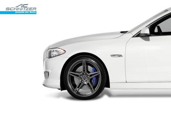 【樂駒】AC Schnitzer BMW F10 F11 AC1 鋁圈 20吋 黑 銀 Michelin 輪胎 米其林