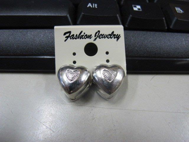 二手舖 NO.4539 時尚造型耳環 耳針 耳鉤 便宜賣 首飾飾品