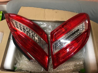 賓士 W204 LED 尾燈 C200 C280 C300 C350