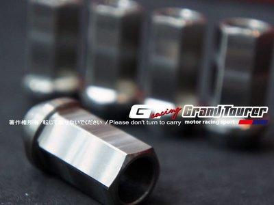 德朋國際 / ㊣ 鈦合金 鋁圈螺絲 鋁圈鑼帽 輕量化/17HEX 1.25/1.5 規格/ 非一般7075鋁合金材質