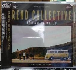【馬雅音樂】Rend Collective 淚尋者樂團 / 成家之旅CD,正版全新
