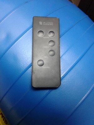Altec Lansing MX5021搖控器五百九十 1元起標