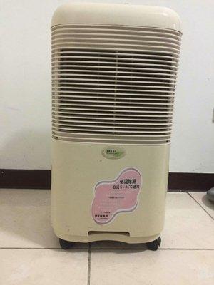 TECO 東元 除濕機 MD1401WA 14公升 連續排水 功能正常 靜音~少用二手良品大容量(僅限自取)