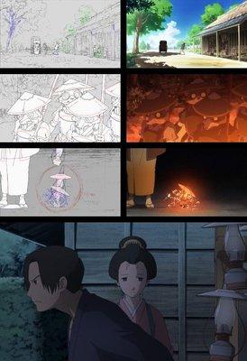 動漫【爺爺的煤油燈/爺爺的油燈/爺爺的燈】2011年