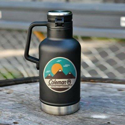 現貨戶外品牌貼紙探險露營貼紙旅行箱貼紙衝浪板潛水貼防水貼紙_GOOUT coleman