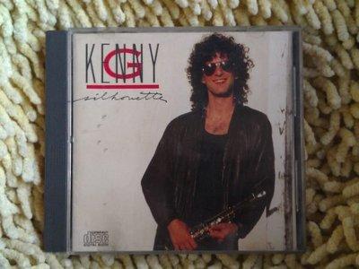 【李歐的音樂】ARISTA唱片1988年 KENNY G SILHOUETTE 側影 CD 無IFPI 美國版下標就賣