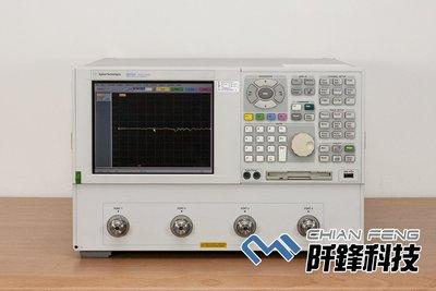 【阡鋒科技 專業二手儀器】安捷倫 Agilent N5230A 300kHz-20GHz 4ch.向量網路分析儀