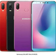 洪順達電訊設備旗艦店Samsung GALAXY A6s (6+64GB)
