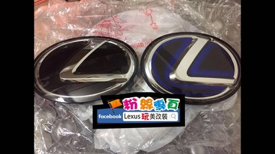 Lexus mark 廠徽 貼紙 車標