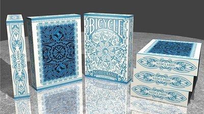 [808 MAGIC]魔術道具BICYCLE neoclassic PLAYING CARDS