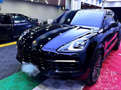 銳訓汽車配件精品 Porsche Cayenne Coupe E3 安裝南極星GPS-6688 HP-1plus