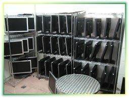 大台北 永和 二手 中古 19吋 螢幕 LCD 出清另有17吋 20 22吋 24吋 25吋 27吋 28吋 螢幕出售 新北市
