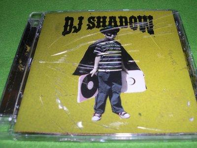 ~春庄生活美學小舖旗~2手CD   DJ SHADOW--THE OUTSIDER外殼破損