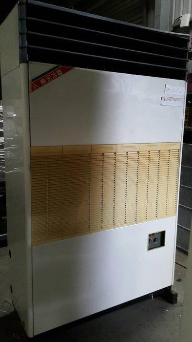 (大台北)中古東元10RT水冷箱型機3φ220V(編號:TE1060701)~冷氣空調拆除回收買賣出租~