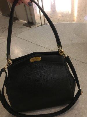 Vintage Christine Dior Leather bag