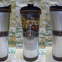 Starbucks星巴克~2010 週年記念 西雅圖隨行杯 12oz~限量絕版品∼可面交