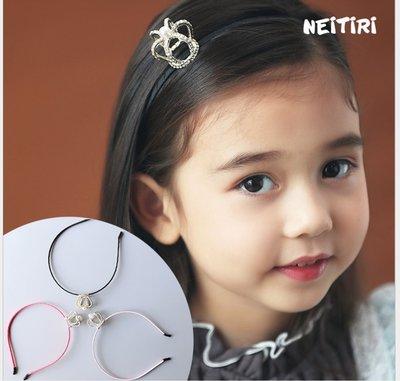 ~俏寶貝 ~新竹 店面~ 女童髮飾 兒童珍珠立體水鑽女王皇冠髮圈髮箍頭飾 花童禮服 拍照寫真