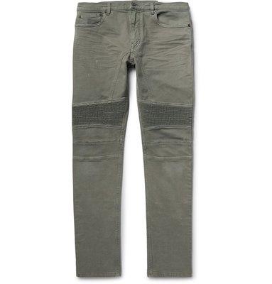 慧眼Z │  Belstaff 經典褲款 騎士褲 牛仔褲 Bike Jeans 特殊色 小破壞 Balmain NBHD