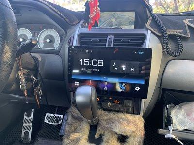 Mitsubishi Savrin 幸福力 通用型 Android 安卓版 10.2吋 全觸控電容式 大螢幕主機導航