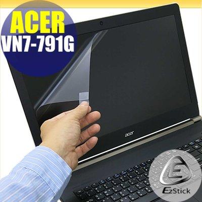 【EZstick】ACER Aspire V17 VN7-791G 靜電式筆電LCD液晶螢幕貼 (可選鏡面或霧面) 台北市