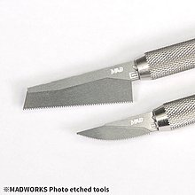 Madworks MT05 Fine Craft Etched Saws (L) 強化蝕刻片鋸(大鋸)