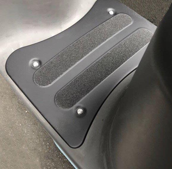 GOGORO2  鋁合金 腳踏墊/腳踏板/踏墊/踏板