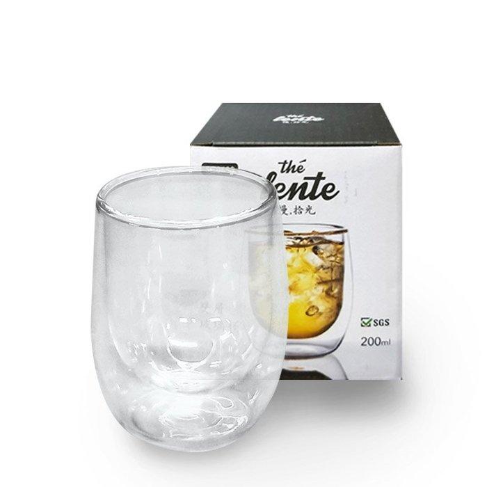 § Color House § 生活大師 UdiLife 慢拾光雙層玻璃杯 200ml   SC0699