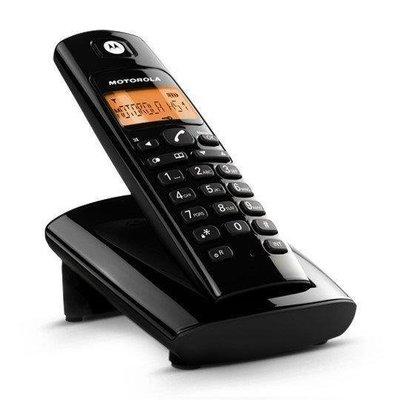 【用心的店】Motorola摩托羅拉 (公司貨) DECT數位無線電話 D101O家用無線電話