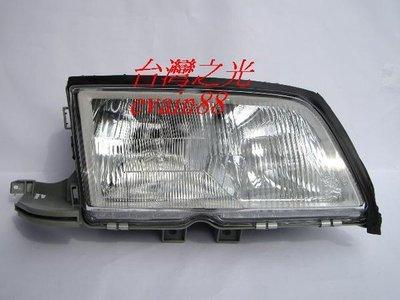 《※台灣之光※》全新BENZ賓士W202 95 94 96年總代理歐規原廠型玻璃大燈台灣製