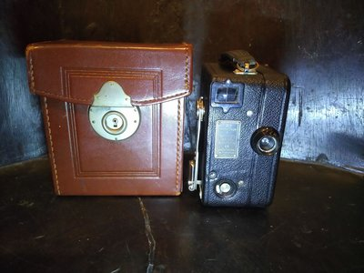 Zeiss Ikon Kinamo 古董機械發條式攝影機