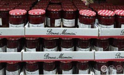 草莓果醬 BONNE MAMAN法國好媽媽750g*1