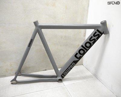 [Spun Shop] Colossi Low Pro Track Frame 車架